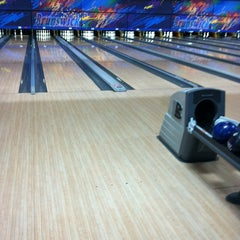 Photo taken at Brunswick Zone - Lowell by Justin W. on 2/5/2013