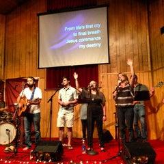 Photo taken at Grace Fellowship by Brandon Scott T. on 4/29/2013