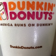Photo taken at Dunkin' Donuts by steven b. on 4/25/2014