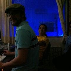 "Photo taken at Prosantana Recording Studio, Creative Gallery by Carlos ""Charlie"" S. on 10/23/2012"