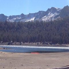 Photo taken at Horseshoe lake by Kim E. on 10/14/2012
