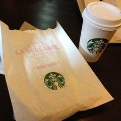 Photo taken at Starbucks by Esin E. on 7/29/2014