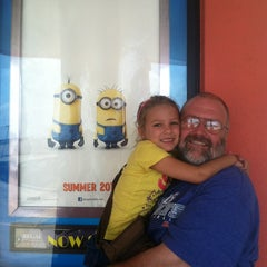 Photo taken at Regal Cinemas Shiloh Crossing 18 by Kylie P. on 8/18/2013