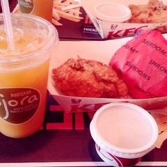 Photo taken at KFC by Michelle L. on 5/20/2014