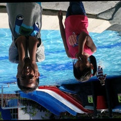 Photo taken at Water Park Top 100 by A'Nha A. on 5/22/2014