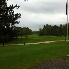Photo taken at Hilversumsche Golfclub by Stella C. on 5/12/2013