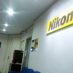 Photo taken at Nikon Malaysia by naz r. on 11/26/2013