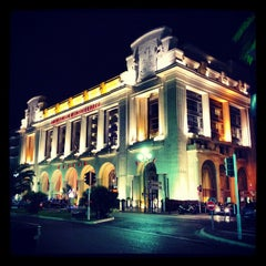 Photo taken at Hyatt Regency Nice Palais de la Mediterranee by Vincent N. on 9/15/2012