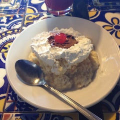 Photo taken at Los Recuerdos Restaurante & Taberna by Silvia B. on 3/26/2014