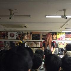 Photo taken at ディスクユニオン 下北沢店 by カンジ on 9/17/2015