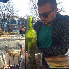 Photo taken at Rockn' Joe Coffeehouse & Bistro by Mari Y. on 11/8/2015
