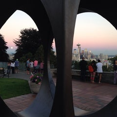 Photo taken at Kerry Park by Jacob M. on 7/23/2013