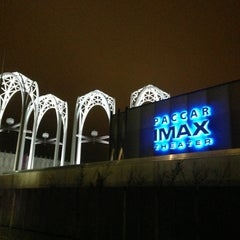 Photo taken at Boeing IMAX Theater by Jacob M. on 2/11/2013