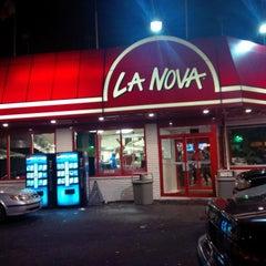 Photo taken at La Nova Pizzeria by Adam Robert B. on 10/7/2013