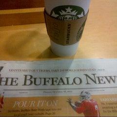 Photo taken at Starbucks by Adam Robert B. on 10/26/2012