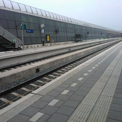 Photo taken at Station Nijverdal by Anne B. on 9/15/2014