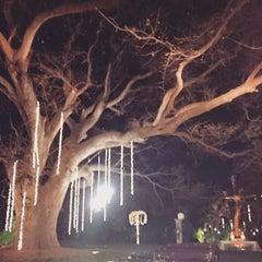 Photo taken at Ex-Hacienda Casasano by Christian H. on 3/8/2015