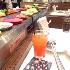Photo taken at Sukishi Buffet (ซูกิชิ บุฟเฟ่ต์) by NAMTARN on 10/3/2015