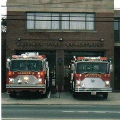 Photo taken at Baldwin Fire Department by Andrew M. on 8/3/2013
