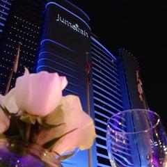 Photo taken at Jumeirah Beach Hotel فندق جميرا بيتش by Nadezna Z. on 6/15/2013