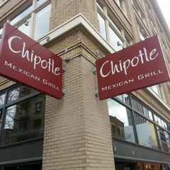 Photo taken at Chipotle Mexican Grill by Yaqoub A. on 2/17/2013