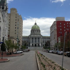 Photo taken at Pennsylvania State Capitol Building by Jose V. on 4/13/2013