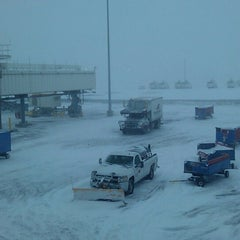 Photo taken at Gate C28 by Brian H. on 3/23/2013
