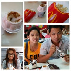 Photo taken at McDonald's by Marique S. on 4/11/2014