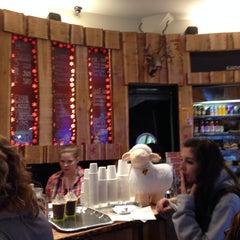 Photo taken at Coffee Company by B_da P. on 4/21/2014