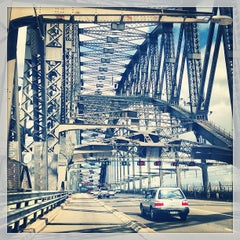 Photo taken at Sydney Harbour Bridge by Hans H. on 4/1/2013