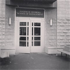 Photo taken at Isenberg School of Management, UMass Amherst by Gianni S. on 3/8/2013