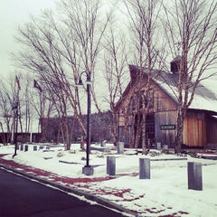Photo taken at Vermont Welcome Center by Gianni S. on 3/8/2013