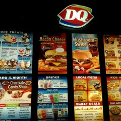 Photo taken at Dairy Queen by eBeth on 1/24/2013