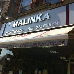 Photo taken at Malinka by Tim B. on 2/19/2013