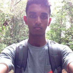 Photo taken at Kanneliya Forest Reserve by Chamathke S. on 4/13/2014