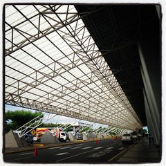 Photo taken at Aeropuerto Internacional Augusto C. Sandino by Isaac M. on 6/7/2013