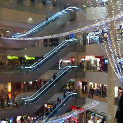 Photo taken at West Mall by Danielle G. on 12/28/2012