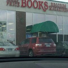 Photo taken at Half Price Books by K R. on 12/23/2012