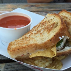 Photo taken at Grilled Cheese Grill by Bhavik P. on 7/4/2015