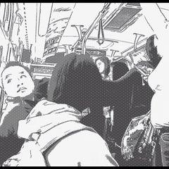 Photo taken at MUNI Metro Stop - Carl & Cole by Rosemarie M. on 7/10/2013