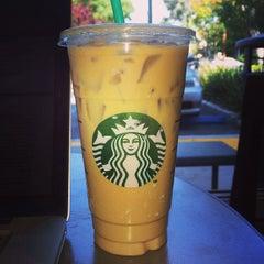 Photo taken at Starbucks by Adam J. on 4/23/2014