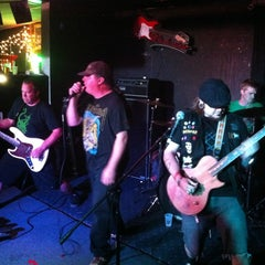 Photo taken at Chris' Club by Lynn A. on 4/20/2013