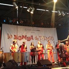 Photo taken at Ciudad Cultural Konex by Matthijs P. on 1/22/2013