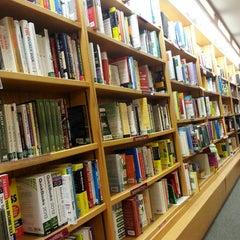 Photo taken at Boulder Bookstore by Stella Y. on 4/13/2013