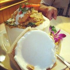 Photo taken at Amarin Thai Cuisine by Jen L. on 9/28/2012