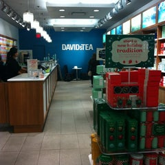Photo taken at DAVIDsTEA by Darrin D. on 11/8/2012