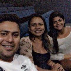 Photo taken at Moviecom by Amanda M. on 7/26/2015