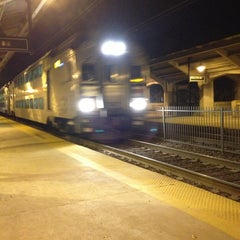 Photo taken at NJT - Madison Station (M&E) by Sofía M. on 2/1/2013