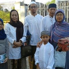 Photo taken at Lapangan Flores by Edwin S. on 7/17/2015