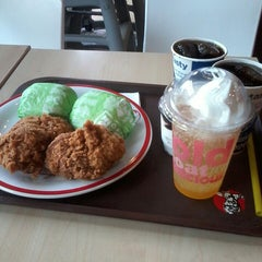 Photo taken at KFC by Devi A. on 4/30/2014